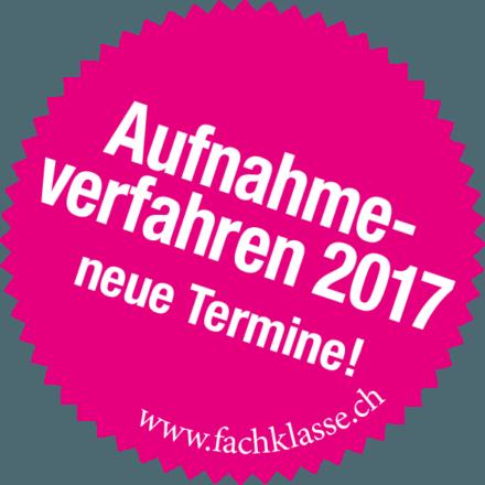 Fachklasse Grafik St.Gallen Aufnahmeverfahren